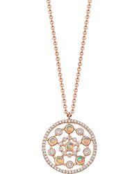 Astley Clarke - Medium Icon Nova Opal Pendant - Lyst