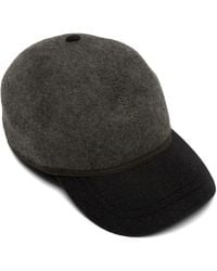 26c5e03b Christys' Perforated British Ball Cap in Gray for Men - Lyst