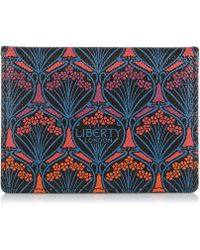 Liberty - Dawn Iphis Travel Card Holder - Lyst