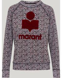 Étoile Isabel Marant - Milly Marant Sweatshirt - Lyst