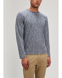 Norse Projects - Runi Dry Towelling Fleck Jumper - Lyst