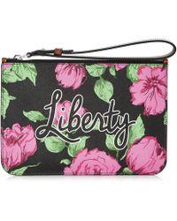 Liberty - Richard Quinn Carline Wristlet - Lyst