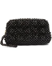 Shrimps - Molly Beaded Purse - Lyst