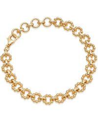 Astley Clarke - Gold Vermeil Stilla Arc Chain Bracelet - Lyst