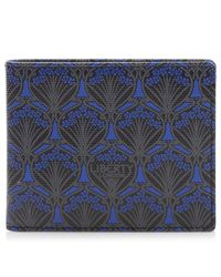 Liberty | Wallet In Iphis Canvas | Lyst