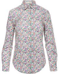 Liberty - Cotton Bryony Shirt - Lyst