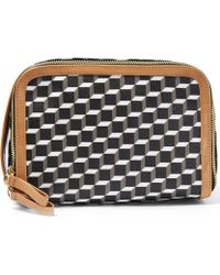 Pierre Hardy - Canvas Cube Cosmetic Case - Lyst