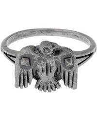 Valentino | Small Eagle Ring | Lyst