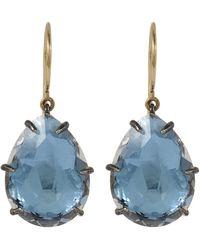 Larkspur & Hawk - Tessa Climbing Earrings in Blue - Lyst