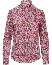Liberty - Extra Fitted Camilla Shirt - Lyst