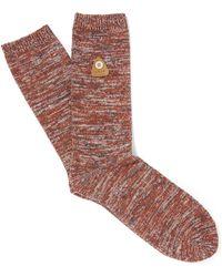 Folk - Melange Socks - Lyst