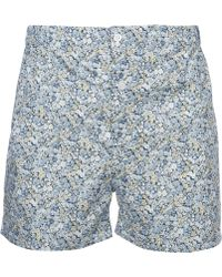 Liberty - Chive Boxer Shorts - Lyst