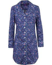 Liberty | Garden Gates Cotton Night Shirt | Lyst