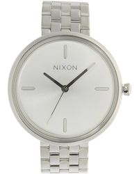 Nixon - Vix Stainless Steel Watch - Lyst