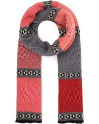 Quinton-chadwick - Tweed Blanket Scarf - Lyst
