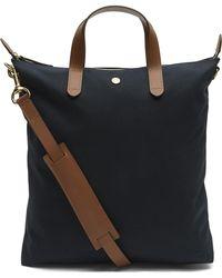 Mismo - Shopper Zip Top Tote - Lyst