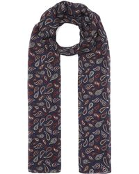 Nick Bronson - Paisley Scarf - Lyst
