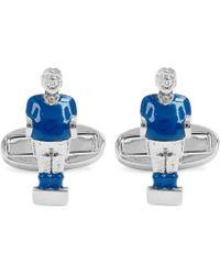 Paul Smith - Blue 'Table Football Player' Cufflinks - Lyst