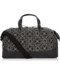 Liberty - Harlequin Jacquard Weekender Bag - Lyst