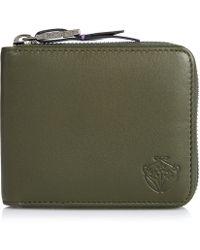 Liberty - Leather Zip-around Wallet - Lyst
