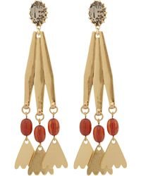 Lulu Frost - Sierra Swing Earrings - Lyst