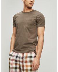 Nudie Jeans - Kurt Worker T-shirt - Lyst