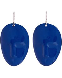 Simon Miller - Large Face Earrings - Lyst
