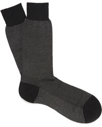 Pantherella - Tewkesbury Birdseye Socks - Lyst