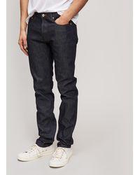 A.P.C. Petite New Standard Raw Jeans