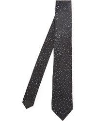Lanvin - Dots Tie - Lyst