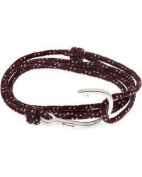 Miansai - Bordeaux Wrap Bracelet - Lyst