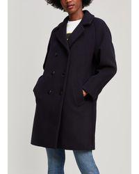 Folk - Cavi Double-breasted Jacket - Lyst