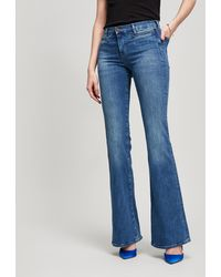M.i.h Jeans - Marrakesh Slim Flare Jeans - Lyst
