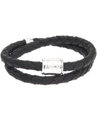 Miansai - Leather Casing Bracelet - Lyst