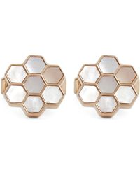 Simon Carter - Honeycomb Cufflinks - Lyst