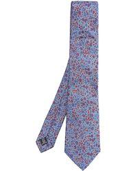Liberty - Phoebe Print Silk Tie - Lyst
