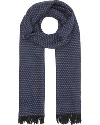 Nick Bronson - Wool Check Scarf - Lyst