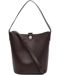 Sophie Hulme - Large The Swing Saddle Leather Shoulder Bag - Lyst
