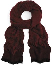 Liberty - Hera 70x180 Jacquard Wool Blend Scarf - Lyst