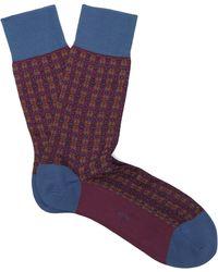 Falke - Match Fruit Socks - Lyst