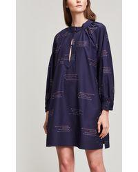 Rodebjer - Nakawe Cotton Dress - Lyst