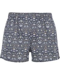 Liberty - Lodden Tana Lawn Cotton Boxer Shorts - Lyst