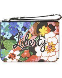 Liberty - Richard Quinn Dahlia Hydra Wristlet - Lyst