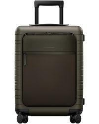 Horizn Studios Cabin Trolley Suitcase - Green