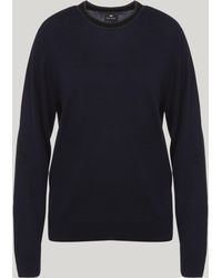 PS by Paul Smith - High Neck Merino Knit - Lyst