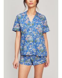Liberty - Grace Tana Lawntm Cotton Short Pyjama Set - Lyst