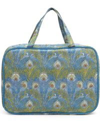 Liberty - Hera Tana Lawn Weekend Wash Bag - Lyst