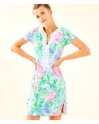 Lilly Pulitzer - Casidy Stretch Shift Dress - Lyst