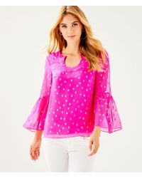 Lilly Pulitzer - Amory Top - Lyst
