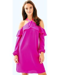 Lilly Pulitzer - Abrielle Dress - Lyst